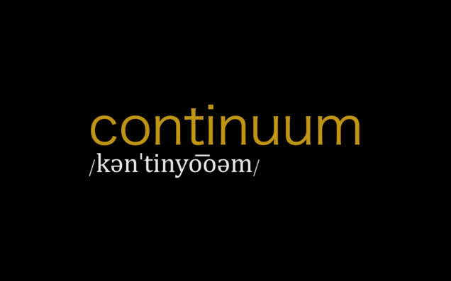 Continuum Wallpaper