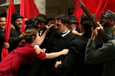 Fotograma. Vincere, 2009